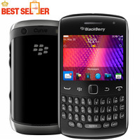 100% Original Unlocked Blackberry 9360 Cellphone GPS 3G Wifi NFC 5Mp Camera Mobile Phones With QWERTY Keyboard