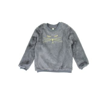 Charcoal Cozy Pullover