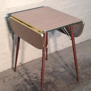 Vintage Mid-Century Dining / Kitchen Table - RETRO 1960's / Great Mad Men Decor