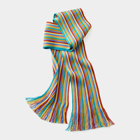 Warm Color Palette Scarf                                                                                                         | MoMA