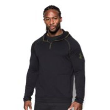 Under Armour Men's UA Combine Training Slub Fleece  Zip Hoodie
