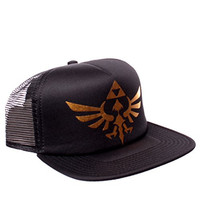 Legend of Zelda Mesh Trucker Snapback