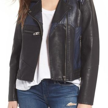BLANKNYC Faux Leather Jacket | Nordstrom