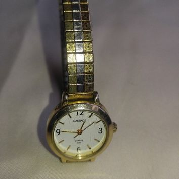 Vintage Timex Women's Carriage Watch