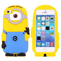 Despicable Me Minion 3D iPhone Case