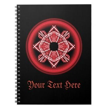 Sacred Geometry Notebook