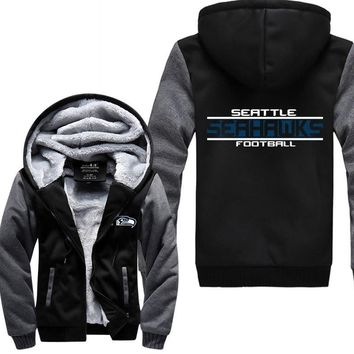 Seattle Seahawks Fleece Jacket