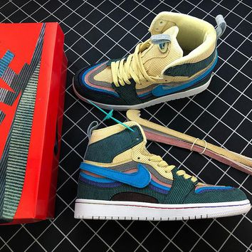 Sean Wotherspoon x Air Jordan 1 Retro High OG AJ1 SW - Best Online Sale