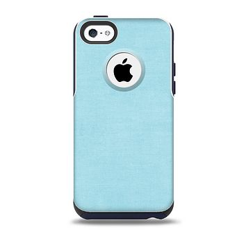 The Vintage Blue Surface Skin for the iPhone 5c OtterBox Commuter Case