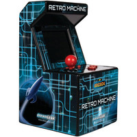 Dreamgear Retro Machine With 200 Built-in Games
