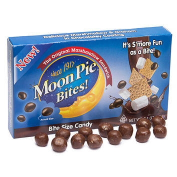 Moon Pie Bites Candy Theater Size Packs: 12-Piece Box