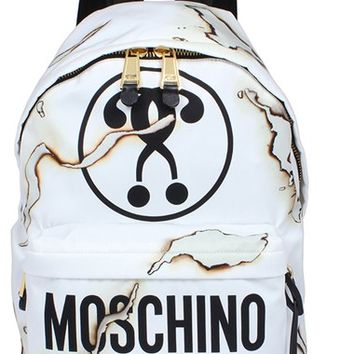 Moschino 'It's Lit' Nylon Backpack | Nordstrom
