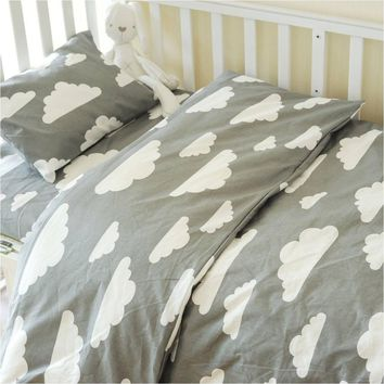 Bedtime Baby's Nursery Crib Bedding 3 Piece Set