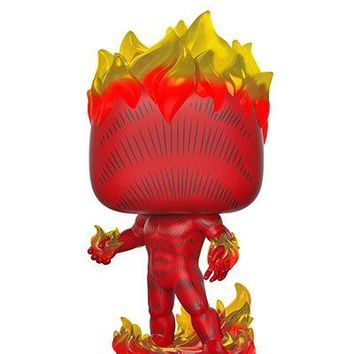 First Appearance Human Torch Funko Pop! Marvel 80th Anniversary