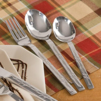 Barbwire 20pc Flatware Set - Flatware and Utensils - Kitchen - Home