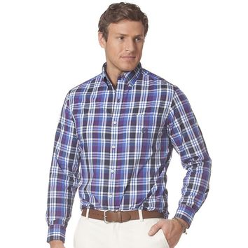Chaps Classic-Fit Branford Button-Down Shirt