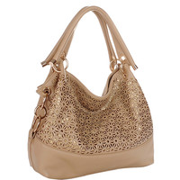 Fashion Hollow Out  Shoulder Bag Handbag