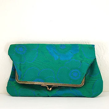 Vintage Purse Vintage Evening Clutch Vintage by TheNewtonLabel