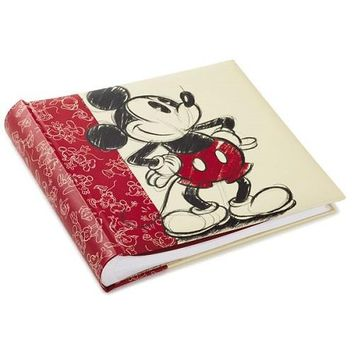 Mickey 2 Up Photo Album