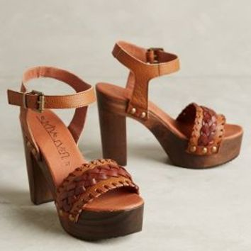 67 Collection Beth Platform Heels