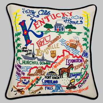 catstudio - Kentucky Pillow