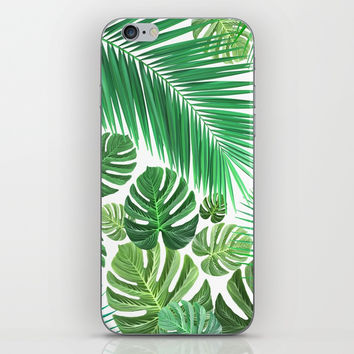 Jungle Fever iPhone Skin by exobiology