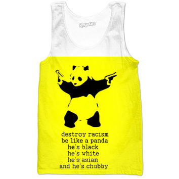 Anti-racism tang top