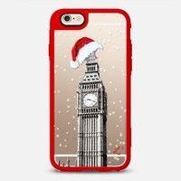 Happy Holidays from London iPhone 6s case by Love Lunch Liftoff | Casetify