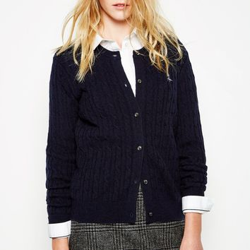 HOLYWELL CABLE CARDIGAN