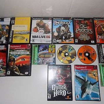Playstation 2 Games Playstation Games