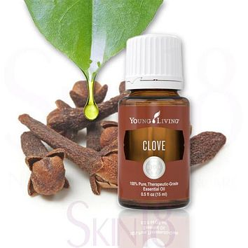 Young Living Clove Essential Oil