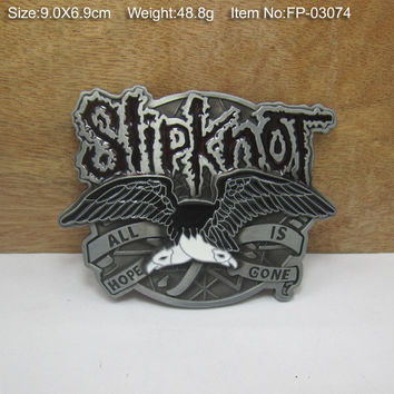Punisher Cowgirls CowboysMetal Belt Buckle Texas Fashion Mens Western Badge Feathers Native Avengers