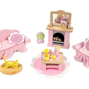 Le Toy Van Dollhouse Furniture & Accessories, Daisylane Sitting Room
