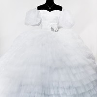 Custom Giselle Enchanted Dress Gown