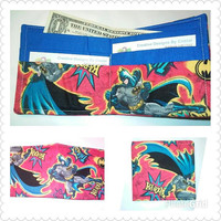 Batman wallet, Money clip, Billfold