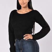 Voodoo Sweater - Black