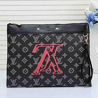 Louis Vuitton LV Women Fashion Leather Handbag Tote Clutch Bag Satchel