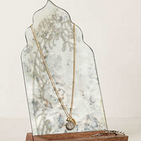 Fern-Reflection Jewelry Stand