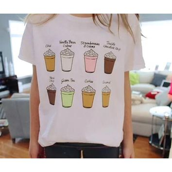 Frappe Tee