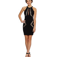 Honey And Rosie Cut-Out Mesh Dress | Dillards.com