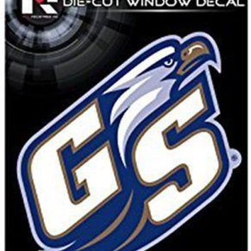 "Georgia Southern Eagles 5"" Flat Vinyl Die Cut Decal Sticker Emblem University Of"
