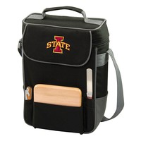 Iowa State Cyclones Insulated Wine Cooler (Black)