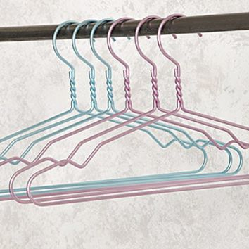 Metallic Hanger Set