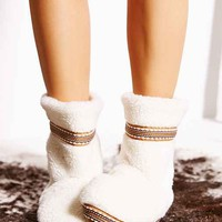Woolrich Whitecap Slipper Boot- Ivory