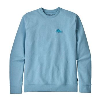 Patagonia M Small Flying Fish Uprisal Crew
