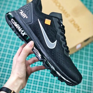 Off White X Nike Air Max 2019 Sport Running Shoes - Best Online Sale