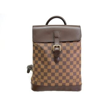 Pre-owned Louis Vuitton Soho Backpack