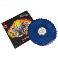 "Judas Priest: Painkiller (Colored Vinyl, Saw Shaped) Vinyl 10"" (Record Store Day)"