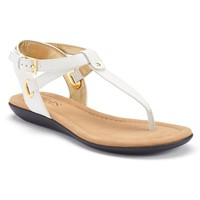 Chaps Chelsea Women's Wedge Thong Sandals