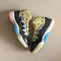 Air Jordan 11 Retro Multi Color Men Sneakers - Best Deal Online